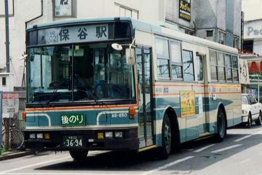 西武バス 大型車(一般車)①