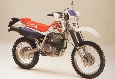 HONDA XR 125 L Xr600