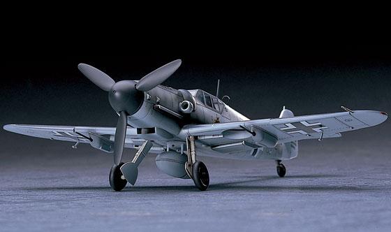 メッサーシュミット Bf109の画像 p1_8