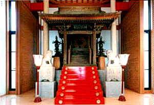草岡神社本殿
