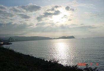 1、曽々木海岸(輪島) pot2005.07.02