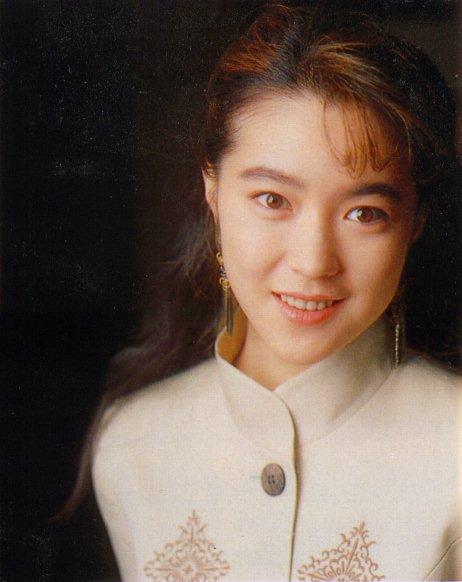 若いころのかわいい若村麻由美