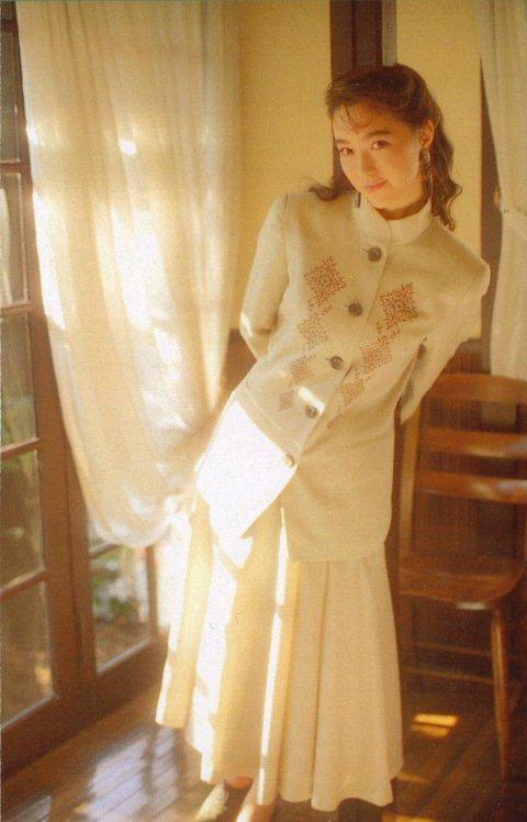 すっごいカワイイ若村麻由美