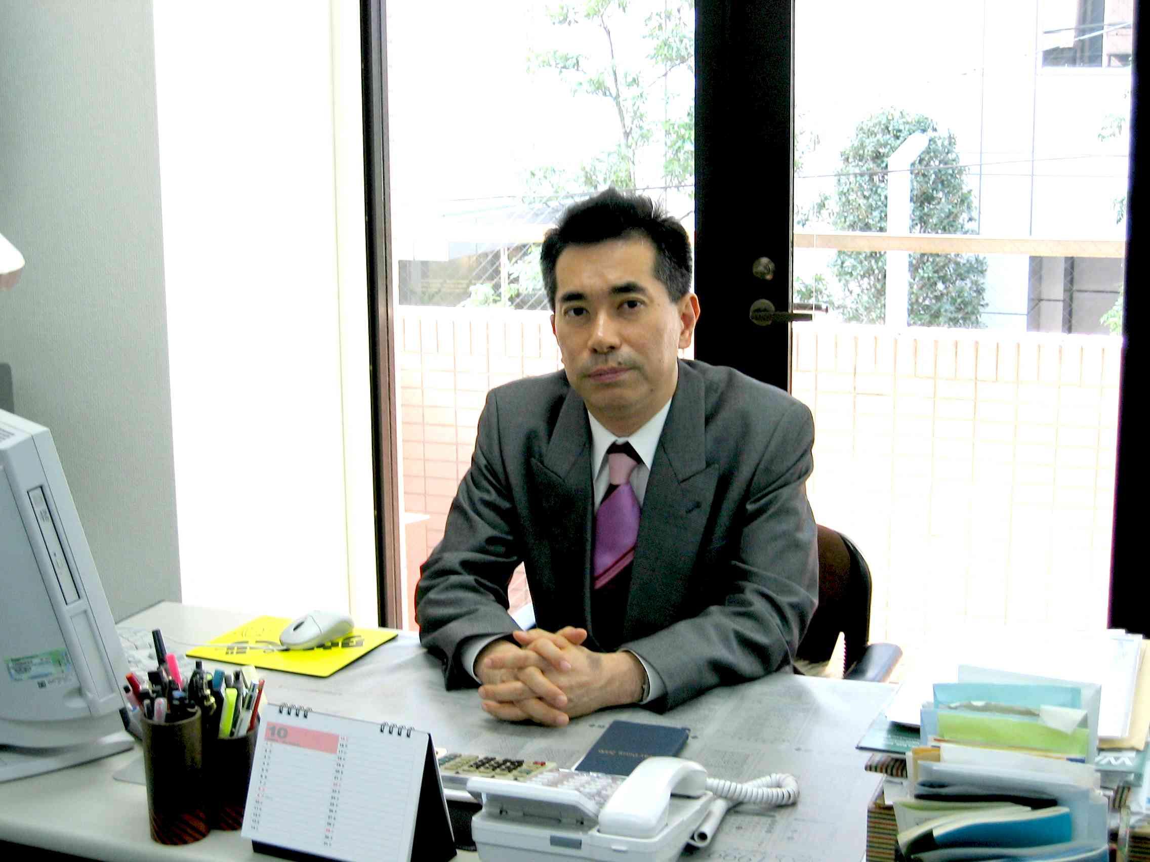 渋谷区の会計事務所 中川尚税理士事務所 税理士 中川 尚